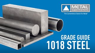 1018 Steel Grade Guide | Metal Supermarkets