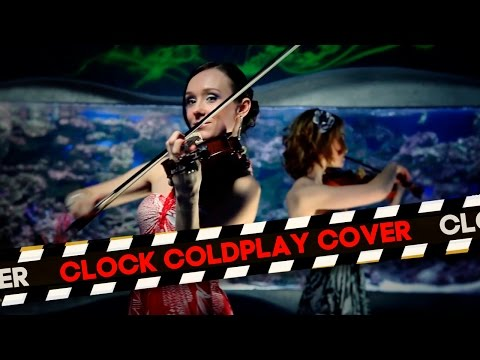 "Coldplay  ""Clock"" Cover by Anastasia Soina"