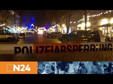 Bei Weihnachtsmarkt in Potsdam: Bombenanschlag in let ...