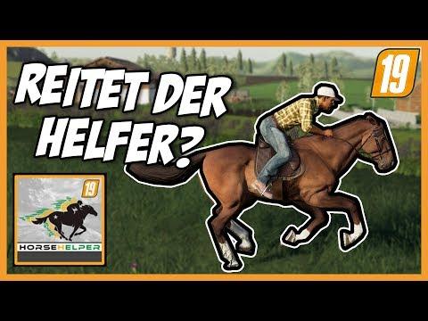 FS19 HorseHelper v1.0.0.0