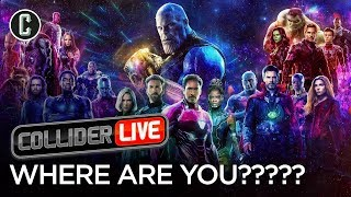 When Will the Avengers 4 Trailer Drop? - Collider Live #44 by Collider