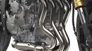 8. 2014 Kawasaki ZX-6R Ninja studio + technical details & action photo compilation