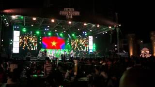 Live Concert Pattaya Countdown 2014 Fragment 4