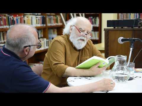 """Juan Sasturain lee su cuento """"El 26"""""""