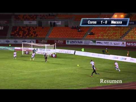 Coras FC vs Necaxa Copa MX