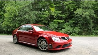 2008 Mercedes-Benz CLK63 AMG Black Series - Up Close&Personal - CAR And DRIVER