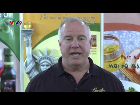 Công ty Hoàng Lan tham gia hội chợ Food & Hotel 2017