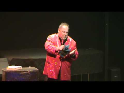 The MagicAL Comedy Magic Show Experience Highlights Oct 30, 2011