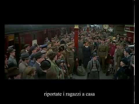 Pink Floyd - The Wall (Film) - Vera + Bring the boys back home - Sub Ita