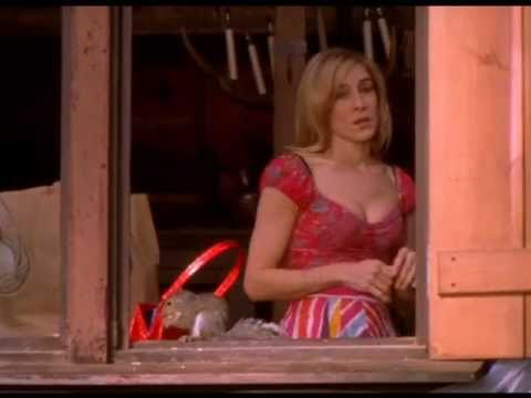 Sex and the City ---Samantha and Carrie Season 4 Episode 10