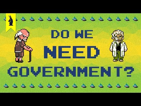 Do We Need Government  The Social Contract 8Bit