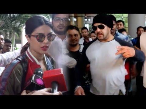 Priyanka Chopra's Take On Salman Khan's Comment