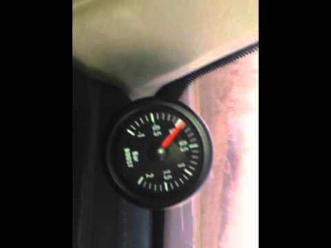 comment augmenter pression turbo 205 td