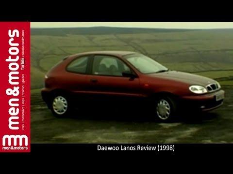 1998 Daewoo Lanos Overview