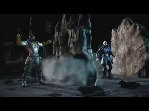 Mortal Kombat X: Tremor Official Trailer