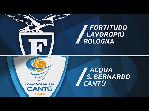 Serie A 2020-21 highlights: Fortitudo Bologna-Cantù