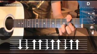Cómo tocar Tu Cárcel de Enanitos Verdes en Guitarra Acústica HD Tutorial   Christianvib