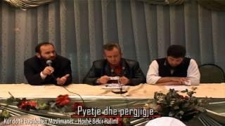 Kur do të bashkohen Muslimanët - Hoxhë Bekir Halimi