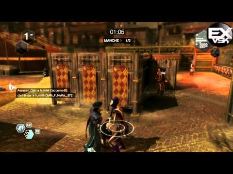 Assassin's Creed Brotherhood - Chasse a l'homme avec DF97two et Adams