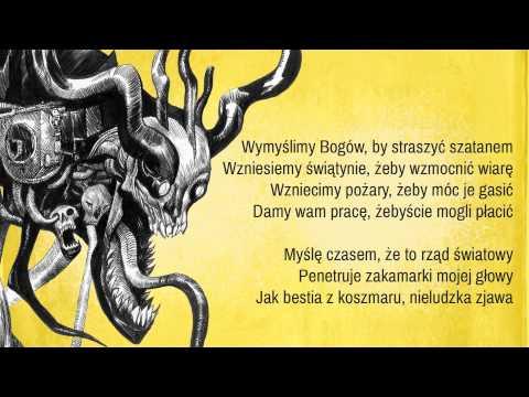 Tekst piosenki Dezerter - Rząd światowy po polsku