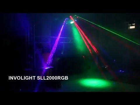 Involight SLL2000RGB