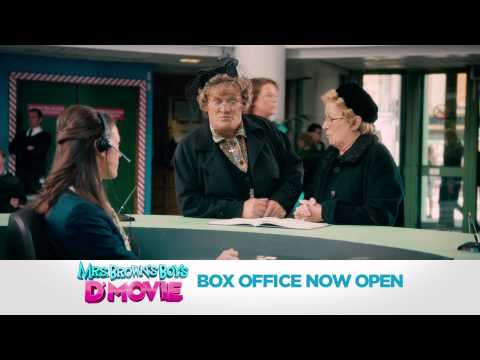 Mrs. Brown's Boys D'Movie - D'Mother (Universal Pictures) HD