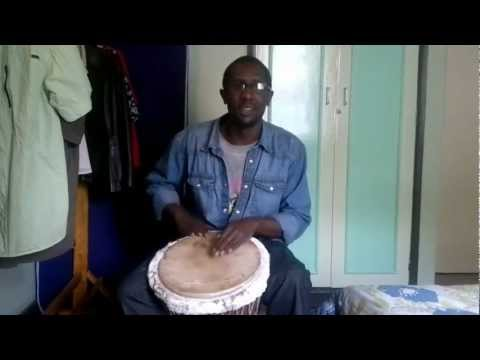 Imma Bee by Black Eyed Peas (BEST djembe cover on the web)