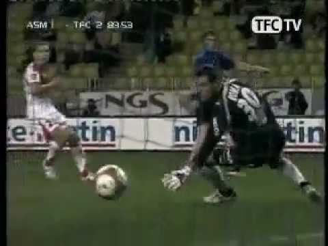 Los goles de Elmander en el Toulouse F. C.