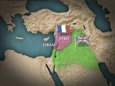 Le dessous des cartes - comprendre les guerres du Moyen-Orient