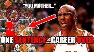 Video How Michael Jordan DESTROYED This Player's Career With ONE Sentence (Ft. NBA Trash Talk) MP3, 3GP, MP4, WEBM, AVI, FLV Februari 2019