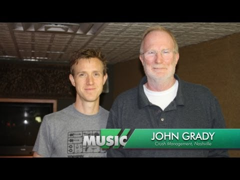 – Music – This Week in Music #33 – John Grady, Crush Management Nashville