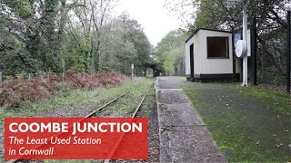 Video Coombe Junction - Least Used Station in Cornwall MP3, 3GP, MP4, WEBM, AVI, FLV Agustus 2019