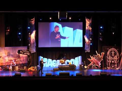 MagicCon 2018: Friday Panel Stephen Hunter