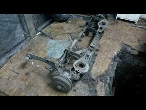 конструкция задней подвески форд фокус 1