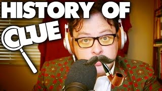 Nonton Brief History Of Clue  Featuring Justin Mcelroy   Russ Frushtick Film Subtitle Indonesia Streaming Movie Download