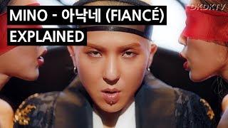 Video MINO - 아낙네 (FIANCÉ) EXPLAINED by a Korean MP3, 3GP, MP4, WEBM, AVI, FLV Januari 2019
