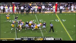Alfred Blue vs Washington (2012)