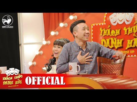 Thách Thức Danh Hài mùa 2 - Tập 10 Full HD Ngày 3/1/2016