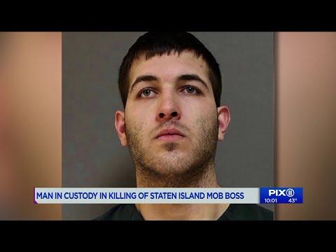 Anthony Comello in custody in Gambino boss killing in Staten Island