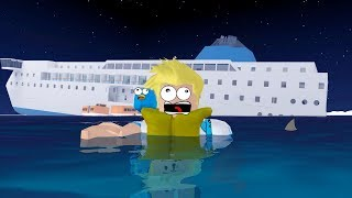 Worst Roblox Vacation Ever! / Gamer Chad Plays - All I wanted was peaceful Cruise Vacation...and this happened. Not the best...