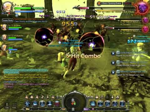 Dragon nest SEA - Chaos Opening Baera