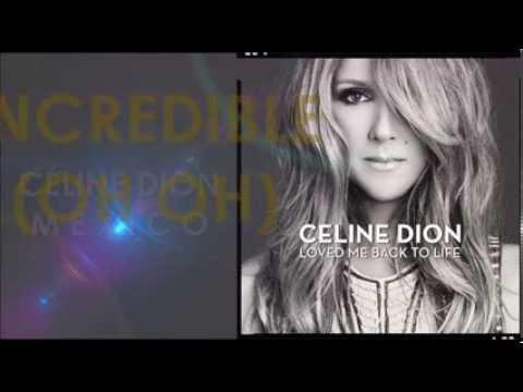 Céline Dion - Incredible (duet with Ne-Yo) [Lyrics]