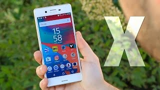 Sony Xperia X, review en español