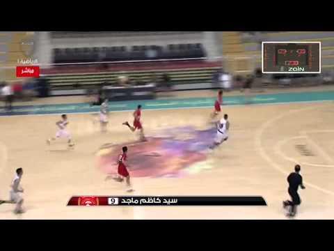 المحرق 75-71 الاتحاد .. دوري زين لكرة السلة 2014/2015