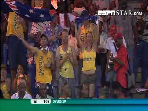 West Indies Vs Australia T20 Highlights 