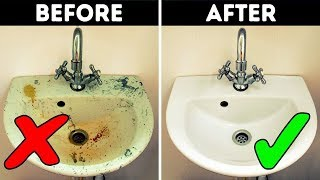 22 AMAZING LIFE HACKS FOR CLEANING EVERYONE SHOULD KNOW