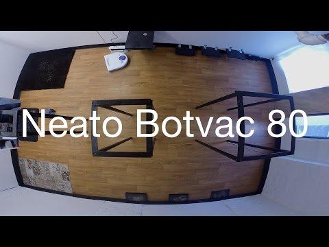 Neato Botvac 80 Robot Vacuum Review