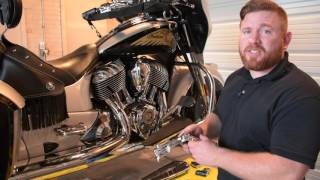 8. 2016 Indian Chieftain-Kuryakyn Project: Episode 3