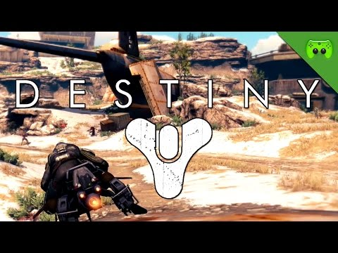 DESTINY BETA # 5 - Der Kriegsgeist «» Let's Play Destiny Beta PS4 | Full HD