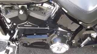 4. U1298 2013 HARLEY-DAVIDSON FXS SOFTAIL BLACKLINE FOR SALE